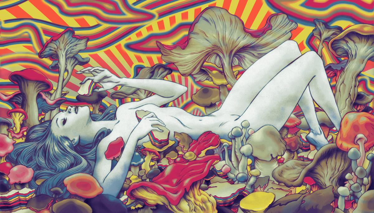 Jak fungují psychedelika?