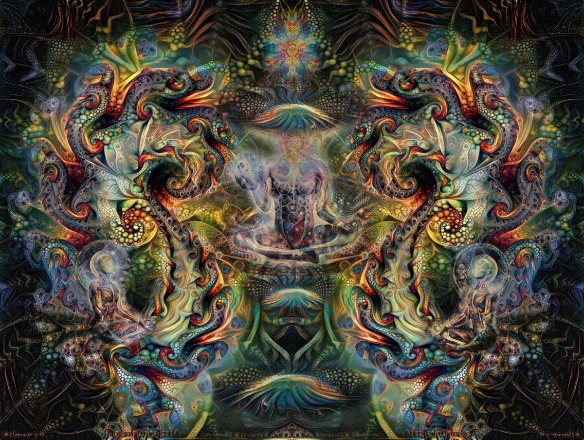 Psychedelika a povahareality