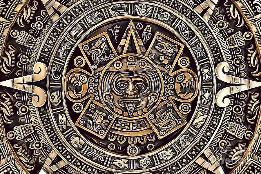 Psychedelika a aztécké viděnísvěta