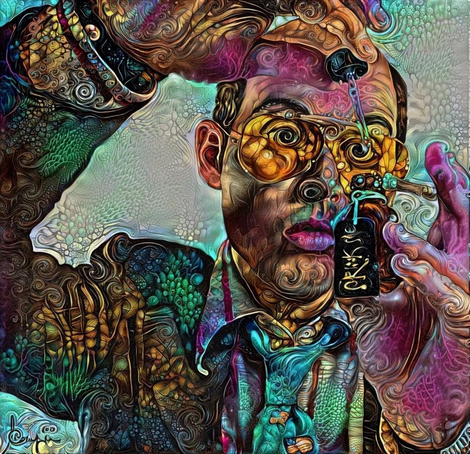 Moderní historie psychedelik